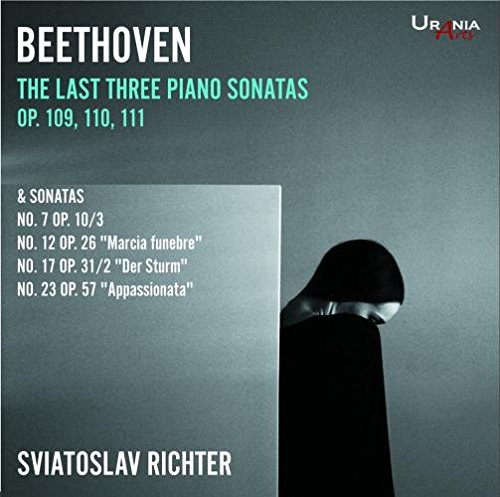 Richter plays Beethoven: The Last Piano Sonatas