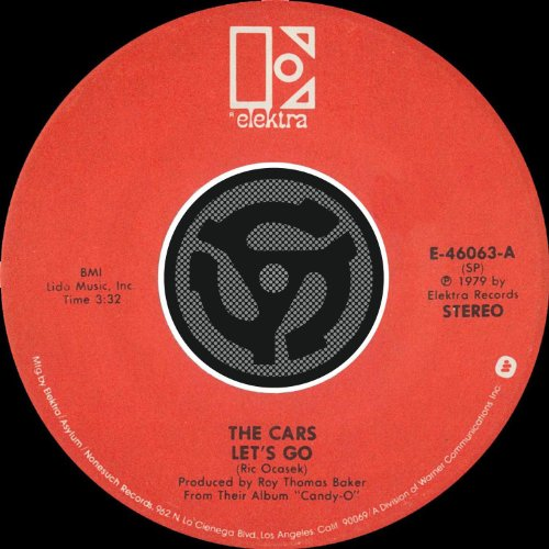 let 39 s go by the cars on amazon music. Black Bedroom Furniture Sets. Home Design Ideas