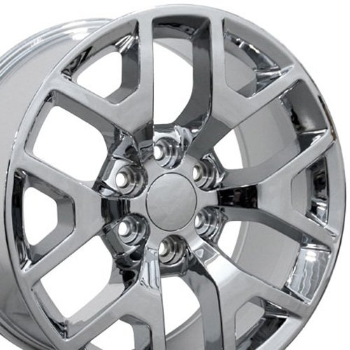 08 escalade wheel center cap - 8