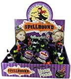 DM Merchandising Hallowen Witches Hat Clips(pack Of 72)
