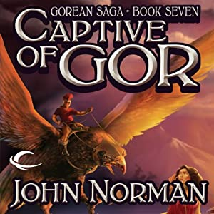 Captive of Gor Audiobook