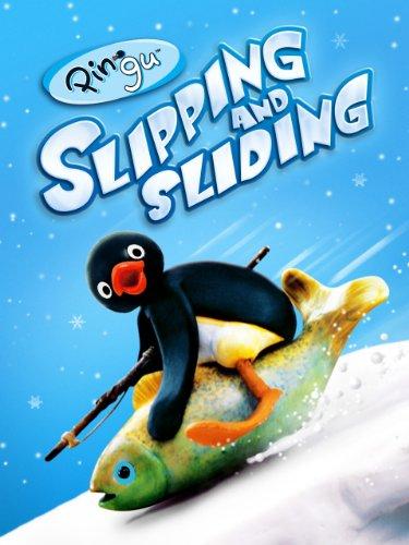 Pingu: Slipping And Sliding