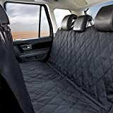 Mpow [Upgraded] Pet Dog Car Seat Cover with a Storage Bag, 600D Oxford Waterproof & Durable Pet Seat Cover, Heavy Duty and Non-scratch & Non-Slip Dog Hammock Protectors for Cars, Trucks and SUVs