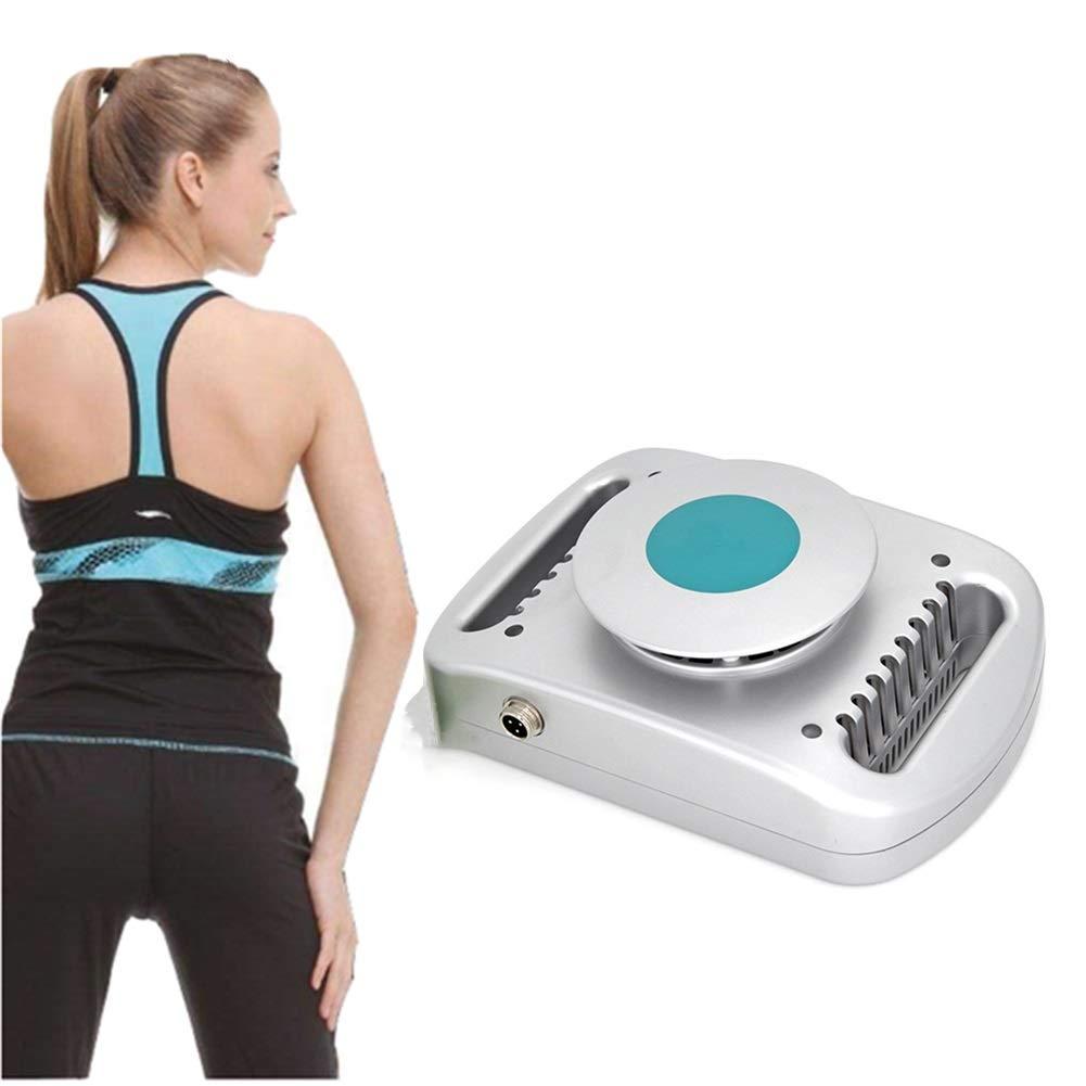 調節可能な革紐を細くする腕、ウエスト、ヒップ、足の携帯用ボディ形の美装置のためのセルライトの余分な脂肪に対してのためのボディ溶ける細胞を細くする脂肪質の凍結 B07TN5HZQY