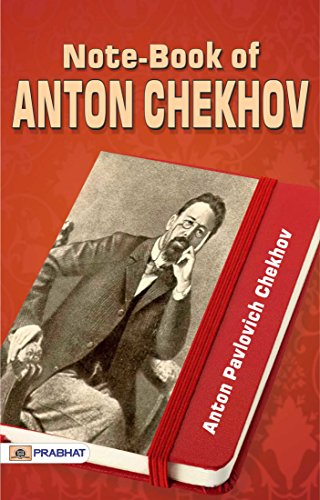 """""Cover of the book Notebookof anton Chekhov"""""