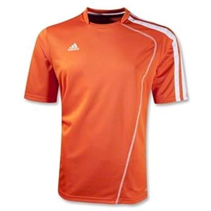 adidas Sossto - Camiseta de fútbol para niño, Color Naranja y ...