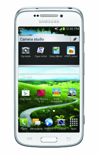Samsung Galaxy S4 Zoom White product image