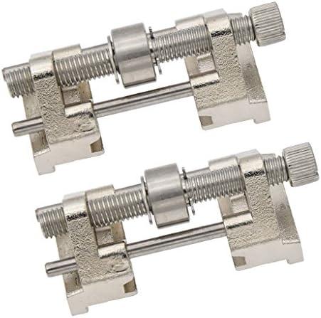 2倍固定角サイドクランプシャープホーニングガイドチゼル真鍮ローラー - シルバー(ステンレス)