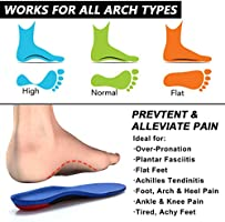 VALSOLE Running Athletic Insoles