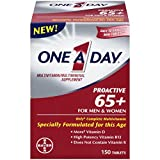 Cheap One A Day Proactive 65 Plus Multivitamins, 150 Count – Buy Packs and SAVE (Pack of 2)