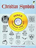Christian Symbols CD-ROM and Book (Dover Electronic Clip Art)