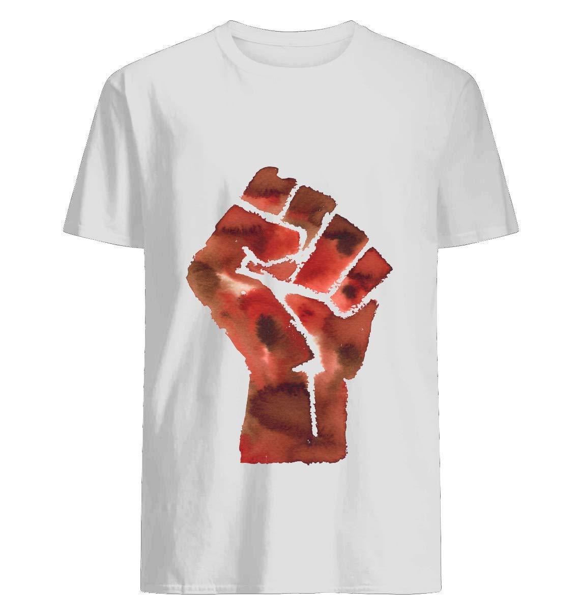 Black Power Fist 22 T Shirt For Unisex