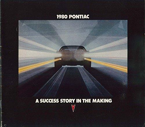 1980 Pontiac full-line catalog Firebird Grand Prix +