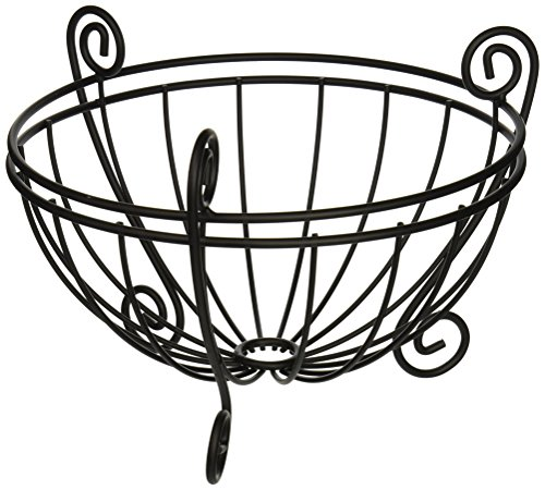 Spectrum Diversified Scroll Deluxe Fruit Bowl, - Fruits Basket Scroll