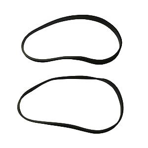 Panasonic Replacement Vacuum Belts, 2-Pack