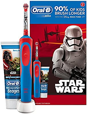 Oral B Star Wars - Cepillo electrico 7e5c4e2a108e