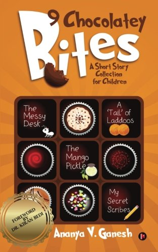 9 Chocolatey Bites: A Short Story Collection for Children