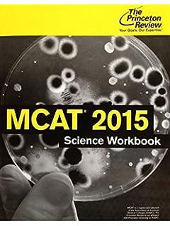 MCAT Science Workbook: The Princeton Review: 4913993110792: Amazon