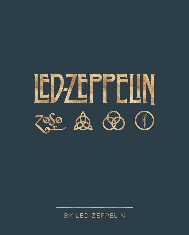 Led Zeppelin by Led Zeppelin by Reel Art Press
