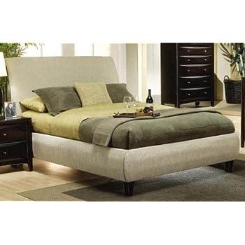 this item 300369q phoenix upholstered queen bed in