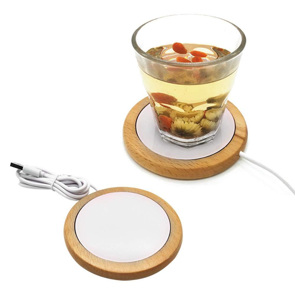 per Tapis de Bois Clé s USB chauffantes Tasses chauffantes pour Tapis de Bureau et de Maison Garder au Chaud pour l'hiver Per Trading