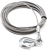 Seasense Winch Cable, 7/32'' x 50', 5600lb 50018127