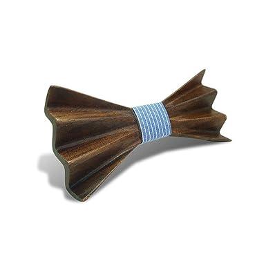 Corbata, 2019 3D DIY de madera de los hombres de madera pajarita ...