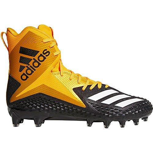 ご注意雑多なフォーク(アディダス) adidas メンズ アメリカンフットボール シューズ?靴 Freak X Carbon High Football Cleats [並行輸入品]