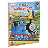 img - for Thomas & Friends: A Busy Railway Day (For use with My Poingo Reading System) book / textbook / text book