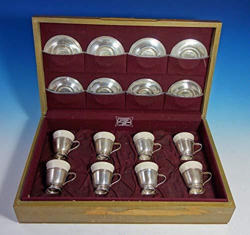 Demitasse Liner (Royal Danish by International Sterling Silver Demitasse Cup Set 24pc (#2905))