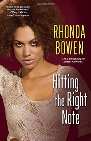 book cover of Hitting the Right Note