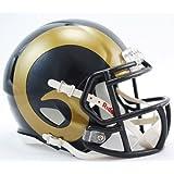 Riddell NFL Saint Louis Rams Revolution Speed Mini Helmet