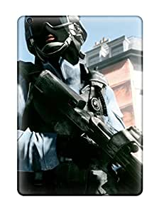 RruLOoY3416FGoMC Tpu Case Skin Protector For Ipad Air Battlefield 3 Paris With Nice Appearance