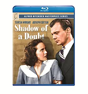 Shadow of a Doubt [Blu-ray] [Import]