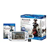 PS Vita Assassin's Creed III: Liberation Limited Edition White Wi-Fi Bundle - PlayStation Vita