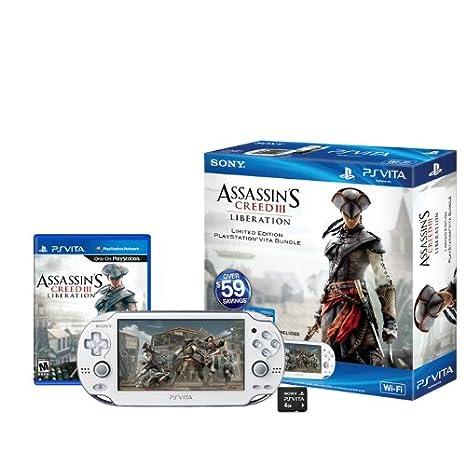 Assassin's Creed III Liberation PlayStation Vita Wi-Fi