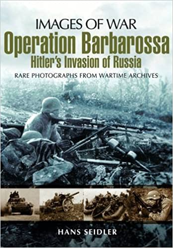 Book Operation Barbarossa: Hitler's Invasion of Russia (Images of War)