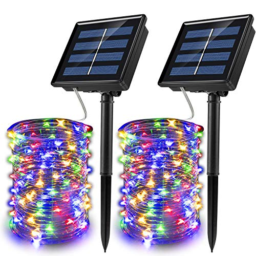 Outdoor Solar String Lights For Trees in US - 7