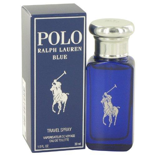 Rälph Laurên Pölo Bluë Cölogne For Men 1 oz Eau De Toilette Spray + a Free Shower Gel ()