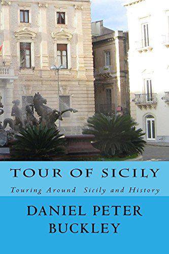 Book: Tour Of Sicily by Daniel Peter Buckley