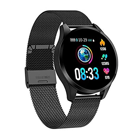 Amazon.com: XINHUANG Smart Watch Waterproof Message Call ...