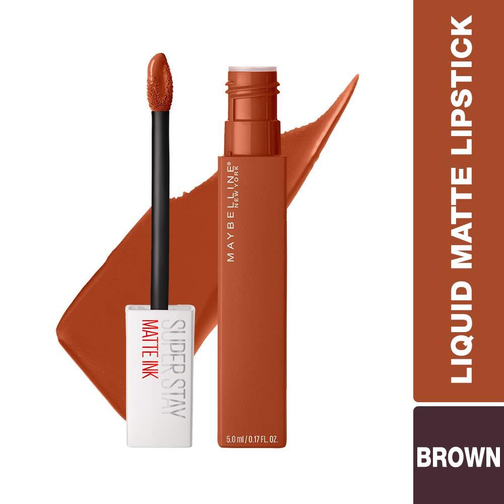 Maybelline-New-York-Super-Stay-Matte-Ink-Liquid-Lipstick thumbnail 93