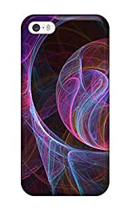 QnaVCQN4263YGPne MaritzaKentDiaz Fractal Feeling Iphone 5/5s On Your Style Birthday Gift Cover Case