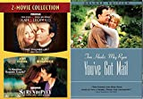 You've Got Mail Meg Ryan + Kate & Leopold / Serendipity DVD Romantic movie Set 3 pack of love collection