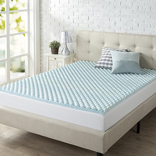 10 Best Egg Crate Mattress Toppers