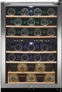 """Frigidaire FFWC38F6LS22"""" Stainless Steel Undercounter Wine Chiller"""