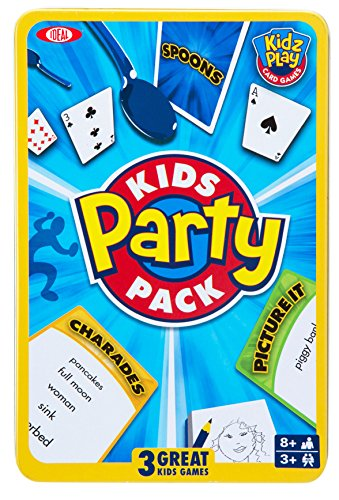 Ideal Kids Party Pack Tin from Ideal