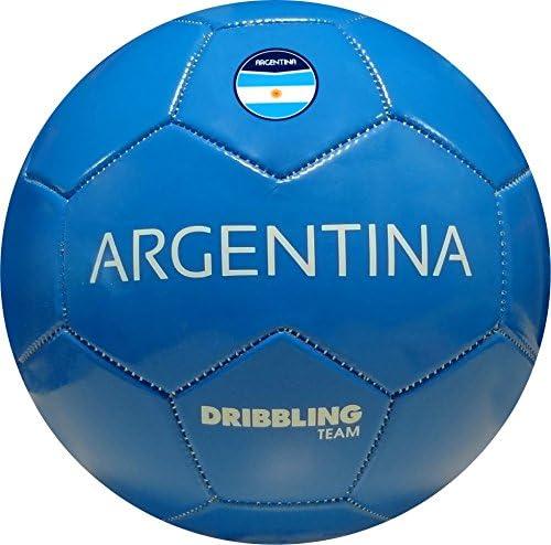 Regate por Sportcom balón de fútbol con Banderas de país, balón de ...