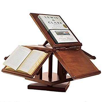 Image result for book rotating stand