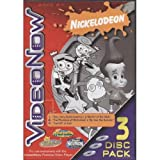 VIDEO NOW- NICKELODEON.- THE FAIRY ODDPARENTS, JIMMY NEUTRON, THE WILD THORNBERRYS